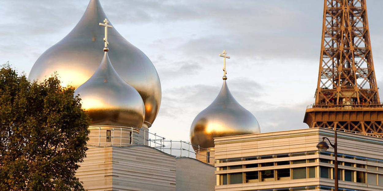 An invitation to discover the Orthodox churches of Paris!