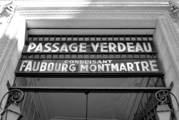 Passage Verdeau par Esprit de France
