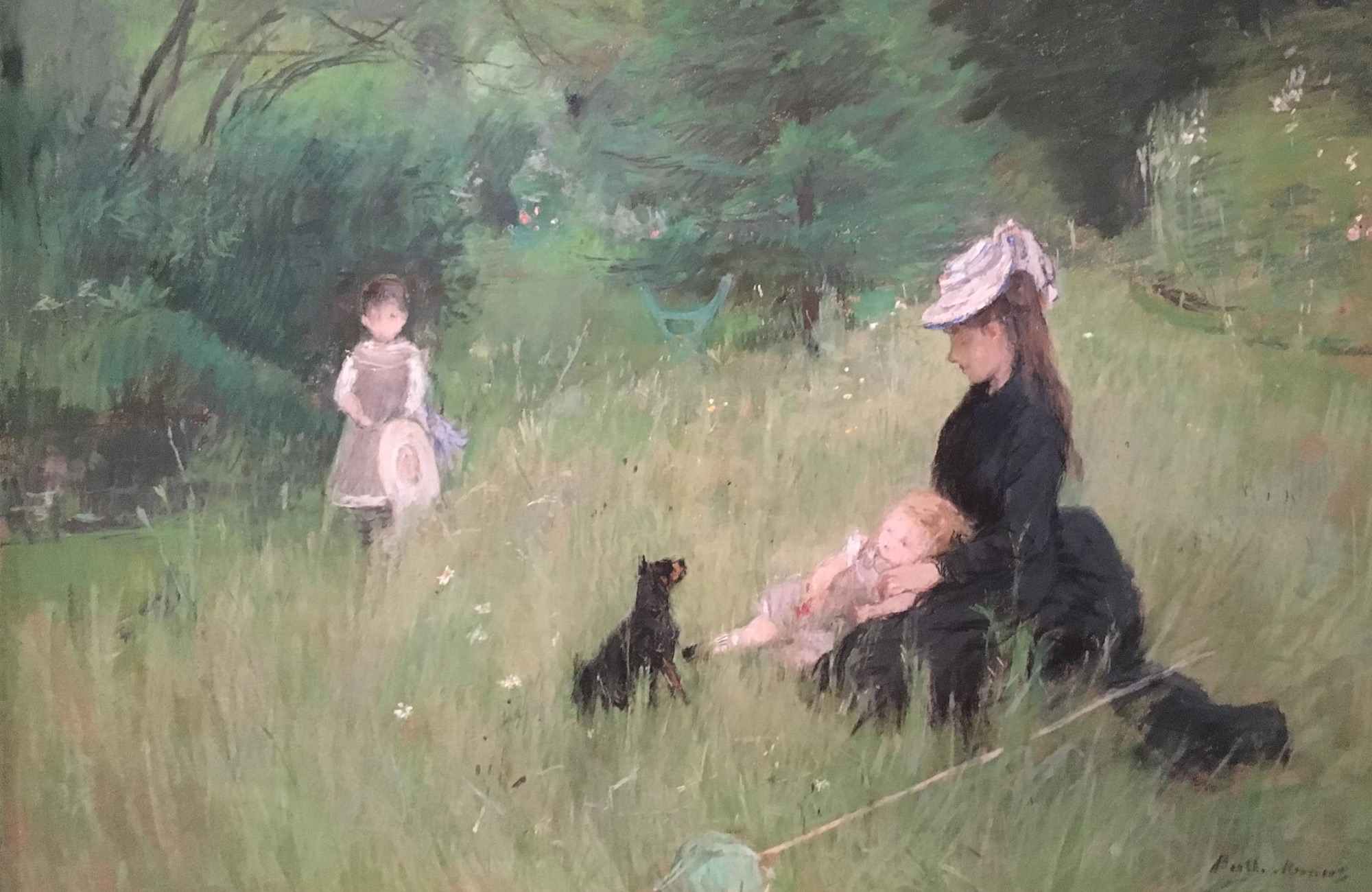Feminine Impressionnism : Berthe Morisot