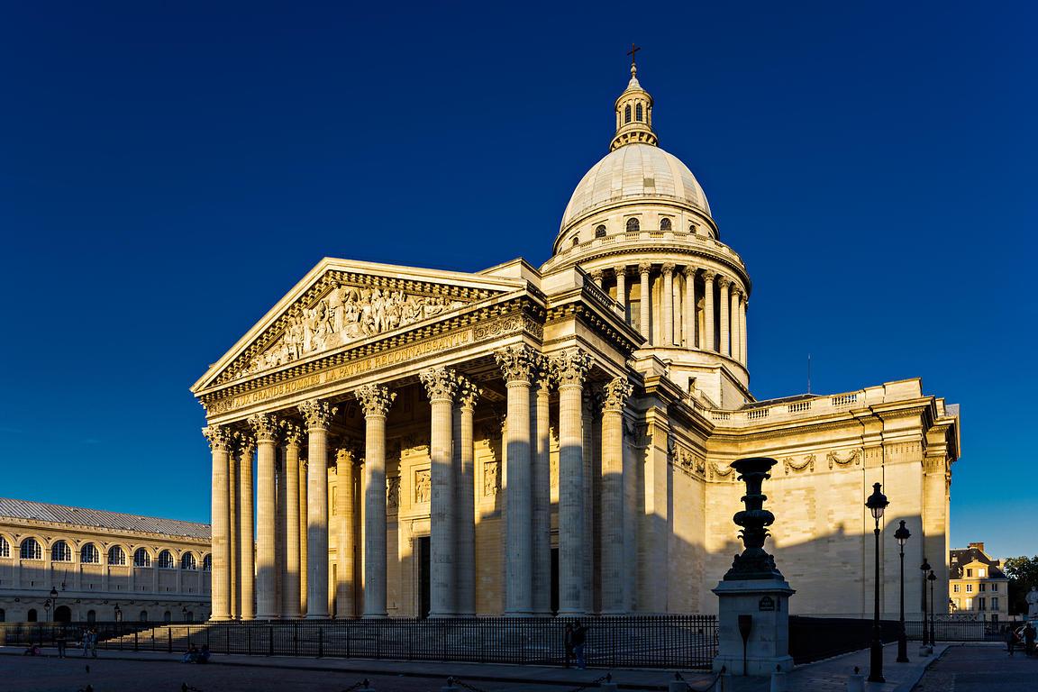 le pantheon par esprit de france