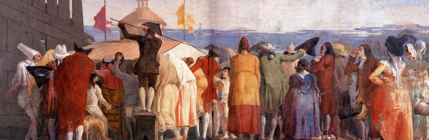 Venise en fête au Musée Cognacq-Jaypar Esprit de France