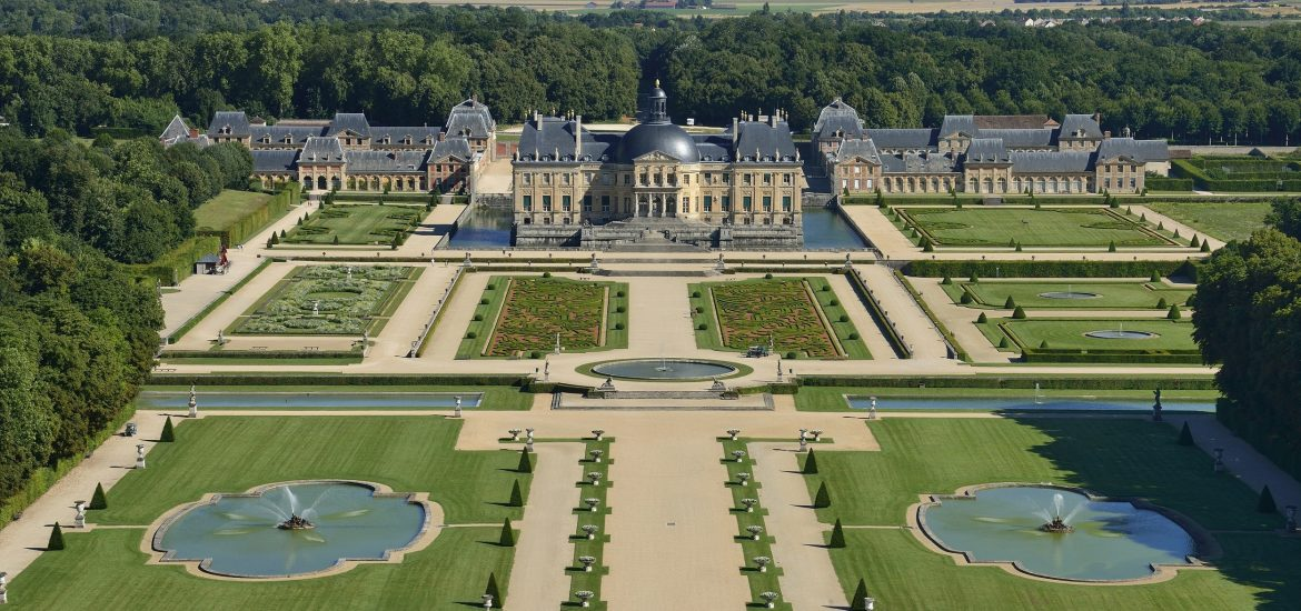 A day in the Château de Vaux-le-Vicomte by Esprit de France