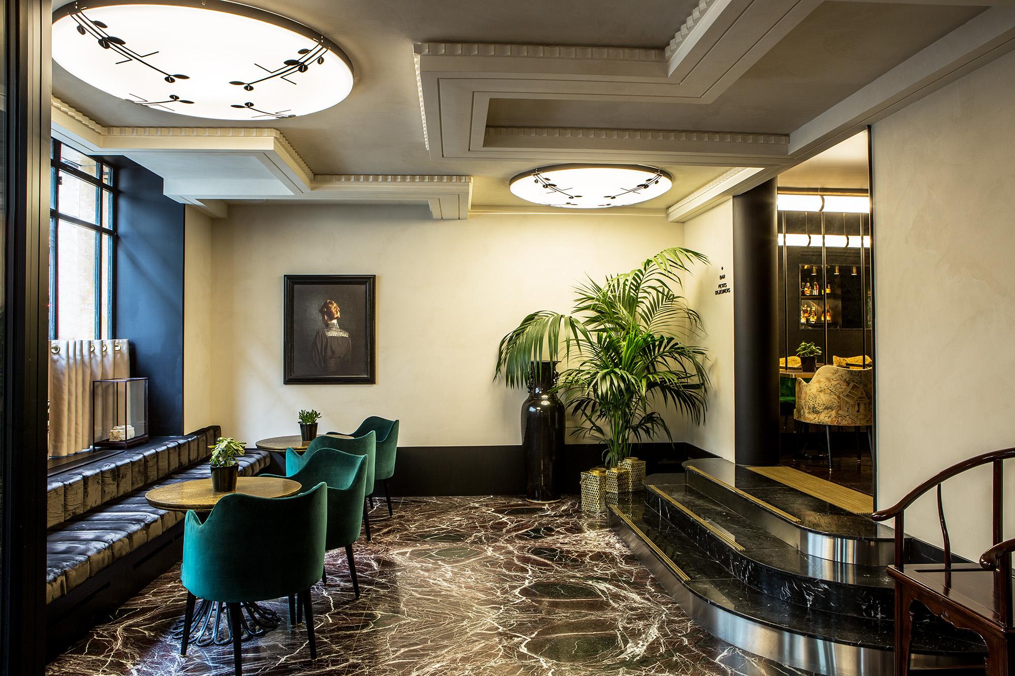 Esprit Art Deco Com hotel rond point near paris arc de triomphe   esprit de france