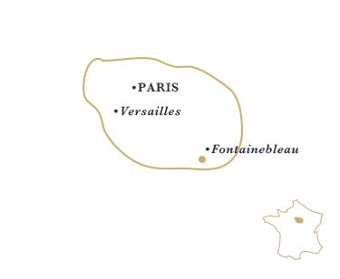 La region ile de france nord par Esprit de France