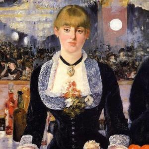 the_bar_at_the_folies-bergeres_by_edouard_manet_par Esprit de France