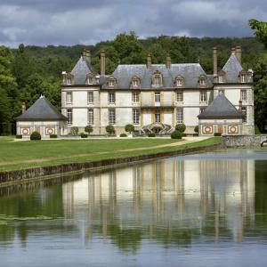 le château de Bourron de la collection Esprit de France