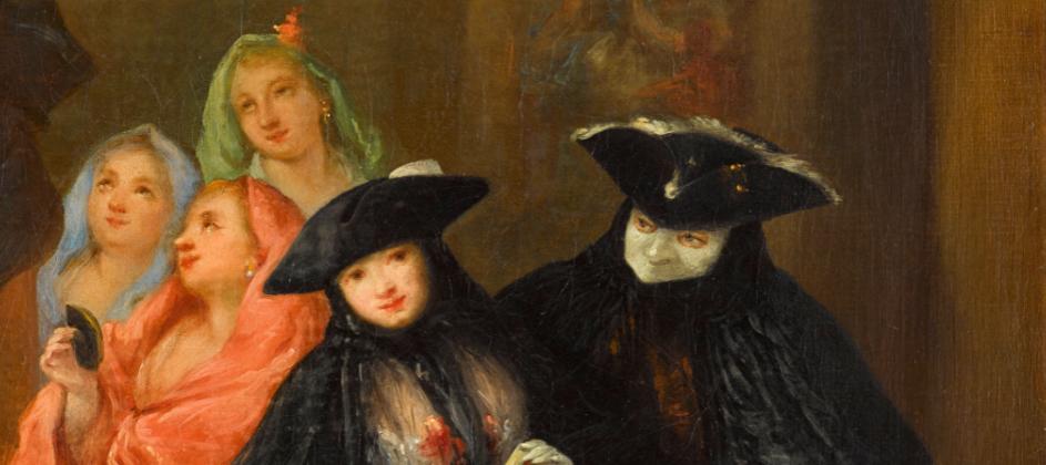 Venice invited at the Musée Cognacq-Jay by Esprit de France