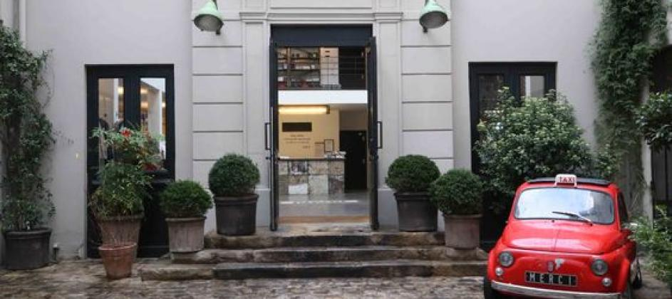 A day in Paris at the concept store Merci by Esprit de France