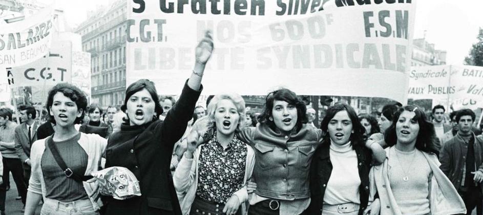 Mai 68 par Esprit de France