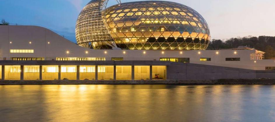 "Alvin Ailey at the ""Seine Musicale"" by Esprit de France"