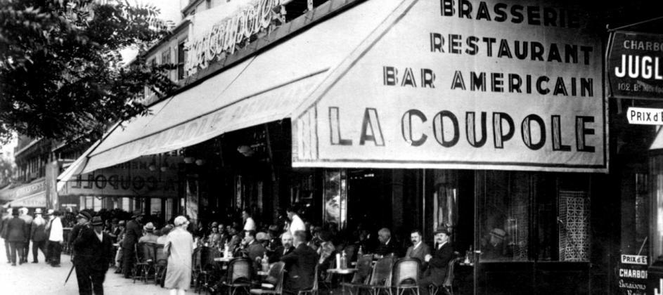 Montparnasse au XXème siècle par Esprit de France