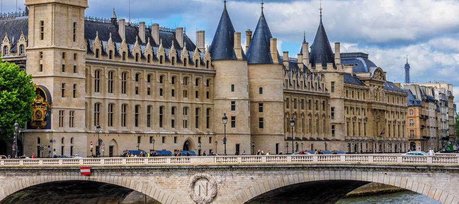entrada conciergerie by Esprit de France