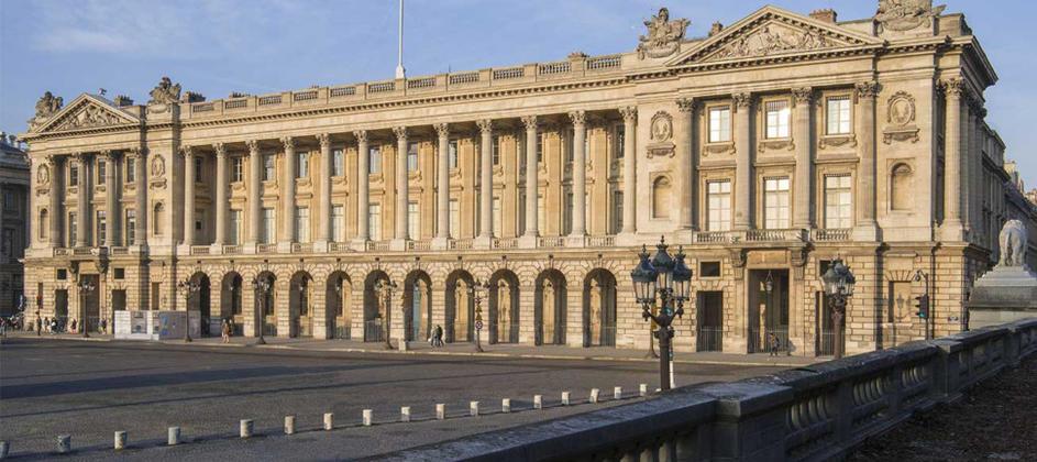 L'Hotel de la Marine à Paris