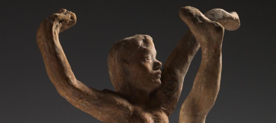 Sculpture Rodin par Esprit de France