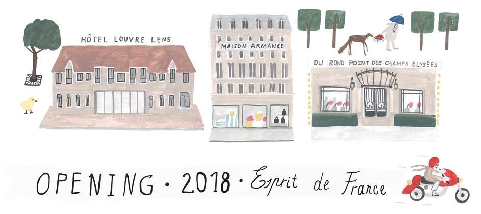 opening_2018 Esprit de France