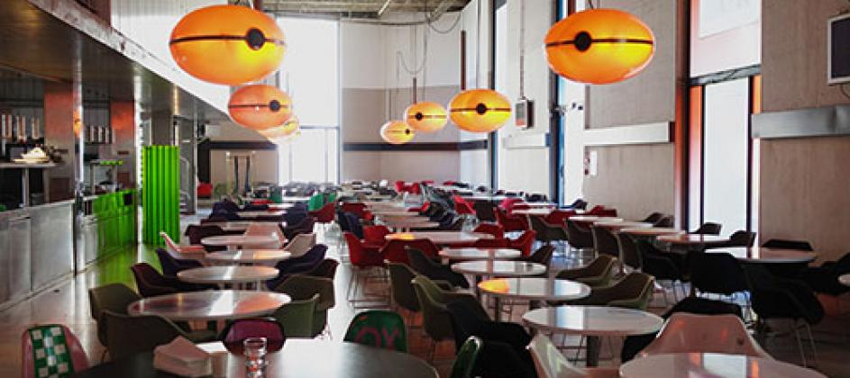 le palais de tokyo et les plaisirs de la table