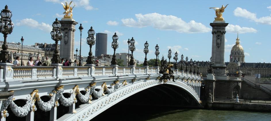 les ponts de Paris