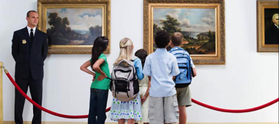 Visites musées paris en famille