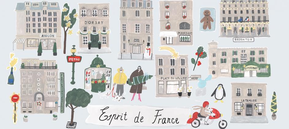 Offre Exclusive Spécial Hiver par Esprit de France