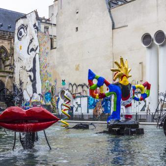 Centre Pompidou by Esprit de France