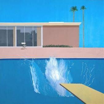 A bigger splash David Hockney by Esprit de France.jpg