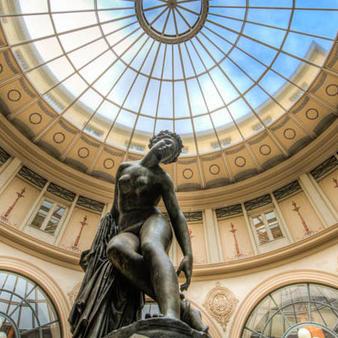 Les passages parisiens par Esprit de France