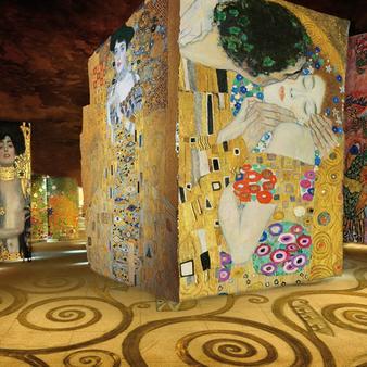 Exposition Klimt par Esprit de France