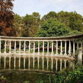 Le parc Monceau par Esprit de France