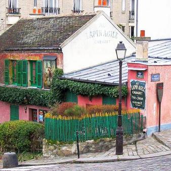 Montmartre par Esprit de France