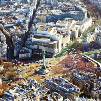 Les places parisiennes par Esprit de France