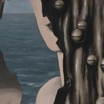 Exposition Magritte par les hôtels Esprit de France
