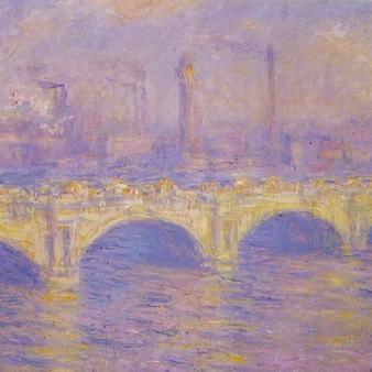 Peinture Monet par Esprit de France