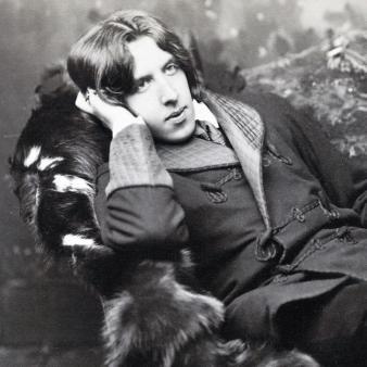 Oscar Wilde vu par Esprit de France