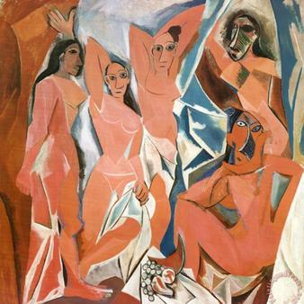 exposition Picasso par Esprit de France