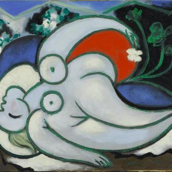 Picasso par Esprit de France