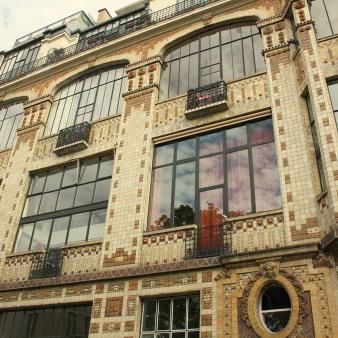 Ateliers d'artistes Montparnasse par Esprit de France