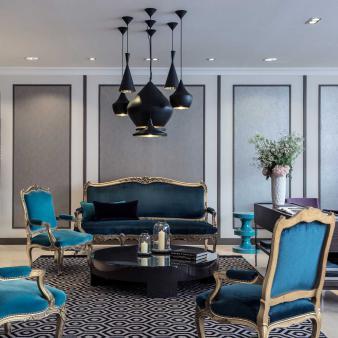 Hôtel Mansart de la collection Esprit de France