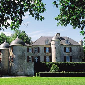 Château d'Urtubie par Esprit de France