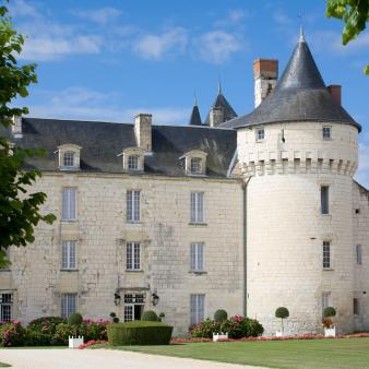 le château de marçay de la collection Esprit de France