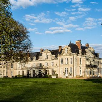 Le Chateau des Briottieres, near Angers