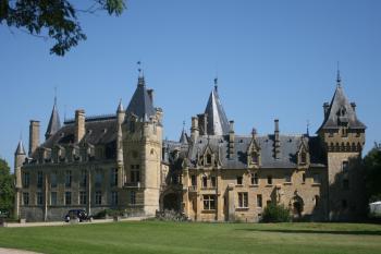 Le château de Prye de la collection Esprit de France