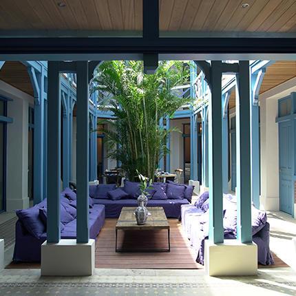 La Villa d'Eaux