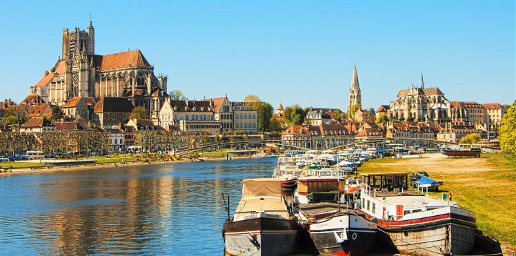 Auxerre et ses monuments par Esprit de France