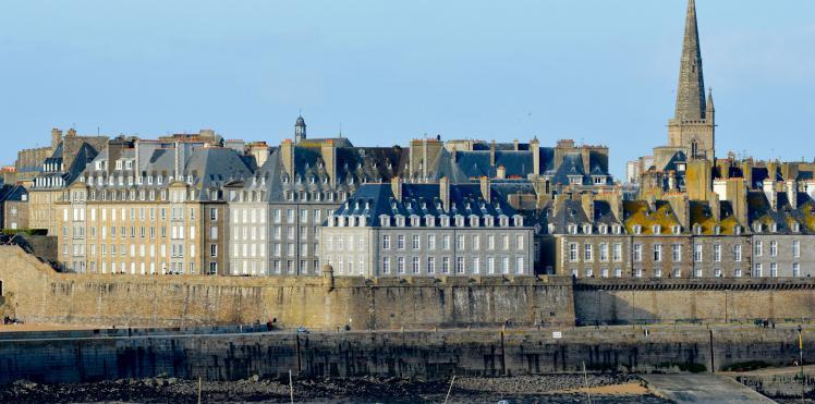 Saint Malo, proche du chateau de la Ballue - Esprit de France