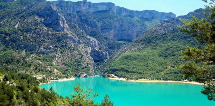 Les gorges du Verdon et son Parc Naturel