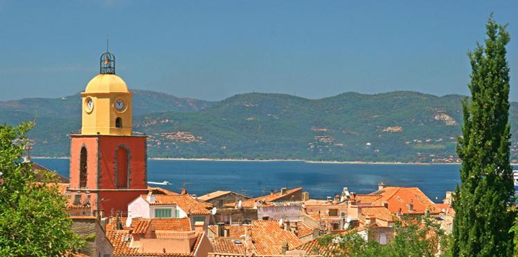 Le village de Saint-Tropez