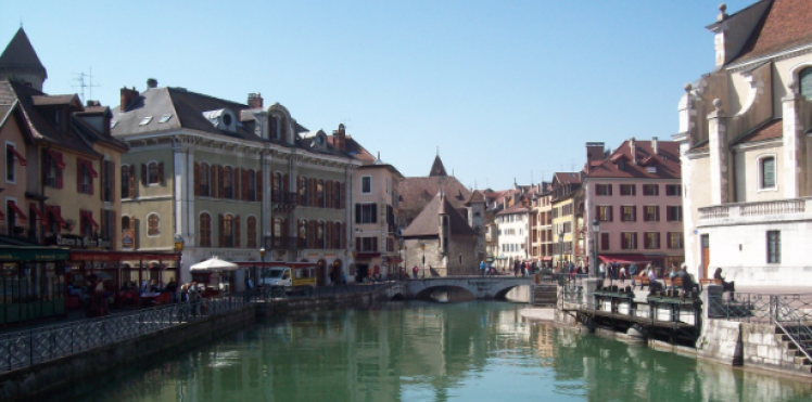 Ville d'Annecy par Esprit de France