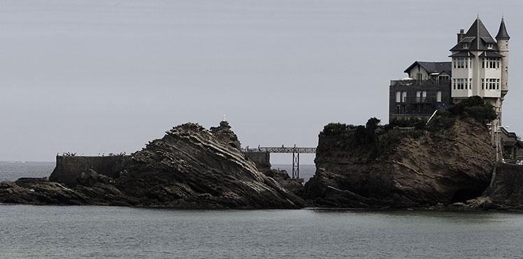 Château d'Urtubie proche Biarritz
