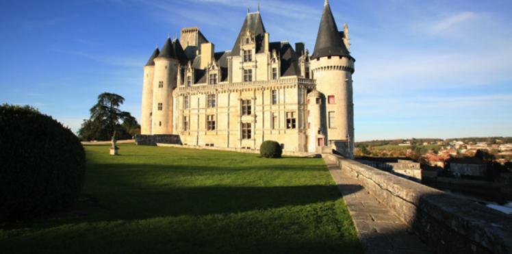 les chambres du Château de Maumont