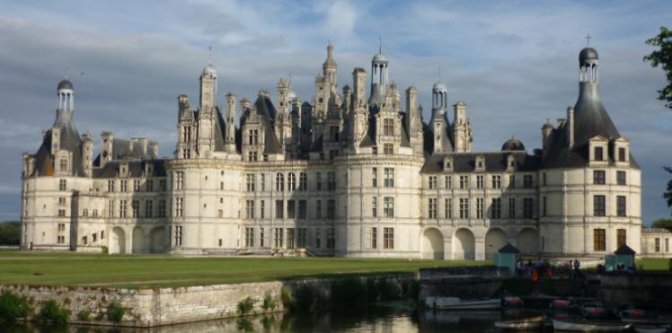 Château de Chambord par Esprit de France